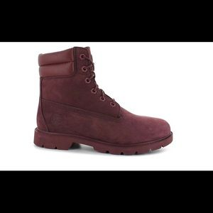 New Classic Timberland Linden Maroon Boots
